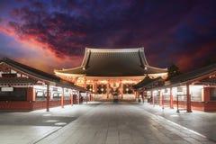 Temple de Sensoji Photo stock