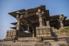 Temple de shiva de Hemadpanti Images stock