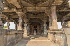 Temple de shiva de Hemadpanti Image stock