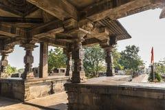 Temple de shiva de Hemadpanti Photo stock