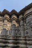 Temple de shiva de Hemadpanti Photos libres de droits