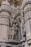 Temple de shiva de Hemadpanti Image libre de droits