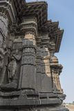 Temple de shiva de Hemadpanti, Hottal, maharashtra photo stock