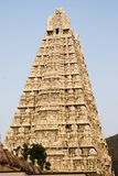 Temple de Shiva, Thiruvannamalai, Tamil Nadu, Inde Images stock