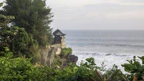 Temple de sort de Tanah Photos libres de droits