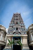 Temple de Sri Maha Mariamman photo libre de droits