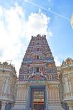 Temple de Sri Mahamariamman Images libres de droits