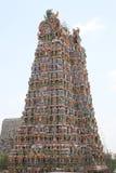 Temple de Sri Meenakshi, Madurai Image libre de droits