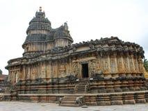 Temple de Sringheri chez Karnataka Photo libre de droits