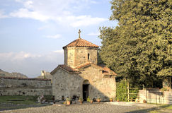 Temple de St Nino Monastère de Samtavro photos stock
