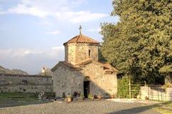 Temple de St Nino Monastère de Samtavro photo stock