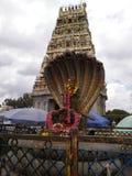 Temple de subramanya de Ghati Images libres de droits
