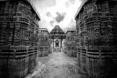 Temple de Sun Images libres de droits