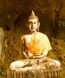 Temple de Suwan Kuha (Wat Tam) dans Phang-Nga Images libres de droits