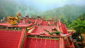 temple de swee de menton Photographie stock