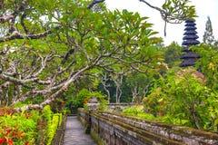 Temple de Taman Ayun d'empire de Mengwi, régence de Badung, Bali, Indone photo libre de droits