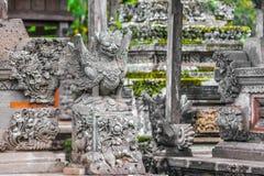 Temple de Taman Ayun d'empire de Mengwi, régence de Badung, Bali, Indone photos stock