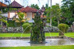 Temple de Taman Ayun d'empire de Mengwi, régence de Badung, Bali, Indone image libre de droits