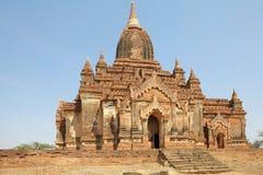Temple de Thambula, Bagan, Myanmar Photos libres de droits