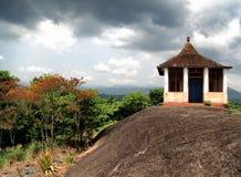 Temple de Thelambugala, Sri Lanka Images stock