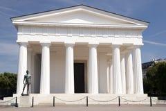 Temple de Theseus Photos libres de droits