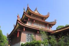 Temple de Tianzhuyan Photos libres de droits