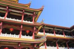 Temple de Tianzhuyan Image libre de droits