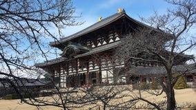 Temple de Todaiji photo libre de droits