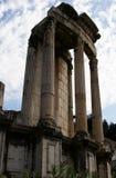 Temple de Vesta, Roman Forum images libres de droits