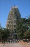 Temple de Virupaksha dans Hampi, Inde. Images libres de droits