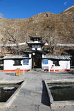 Temple de Vishnu Photo stock