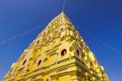 Temple de Wang Wiwekaram Images stock