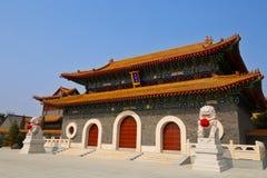 Temple de WanShou Photos libres de droits