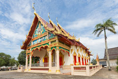 temple de Wat-bot-meuang Photos libres de droits