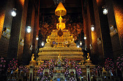 Temple de Wat Phra Kaeo Photographie stock