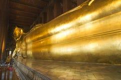 Temple de Wat PO à Bangkok Image stock