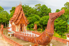 Temple de Wat Sa Prasan Suk Photographie stock