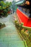 Temple de Wudang Shan photos stock