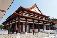 Temple de Zulai Budhist Images libres de droits