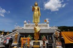 Temple debout de Bouddha Photo stock