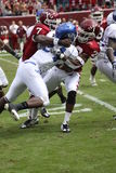 Temple defensive back Marquise Liverpoole Stock Images
