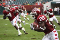 Temple defensive back Marquise Liverpoole Stock Photo