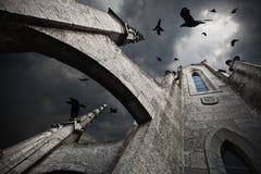 The Temple del Sagrat Cor. Barcelona. Royalty Free Stock Image