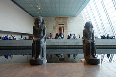 Temple of Dendur Stock Photography