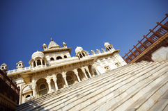 Temple derasar for Jain religion Stock Photography