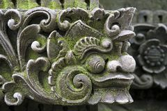 Temple detail Royalty Free Stock Images