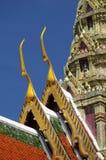 Temple detail Bangkok Royalty Free Stock Image