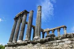 Temple of Diana Royalty Free Stock Images