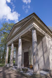 Temple of Diana in Arkadia in Poland Royalty Free Stock Photos