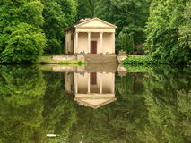 Temple of Diana. Royalty Free Stock Images